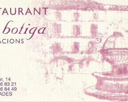 Hotel La Botiga