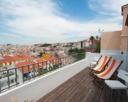 Shortstayflat Lisbon Terrace - Graca