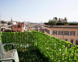 Experience Roma Terrace - Spagna District