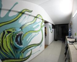 Blue Almond Hostel - San Andres