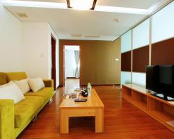 Sweetome Vacation Apartment Qingdao Aofan Xingyuan Mansion