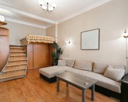 Apartment Internatsionalnaya Street 12