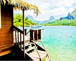 Cook's Bay Overwater Bungalows