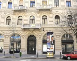 Budapest Centrum Parlament Apartment