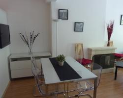 Apartment Paris - Bellefeuille