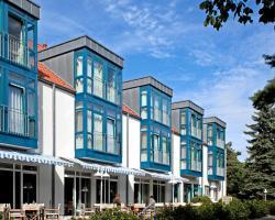Superior Hotel Atrium am Meer