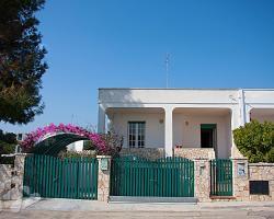 Villetta Lungomare Gallipoli