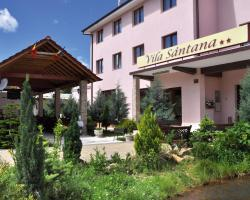 Hotel Vila Santana