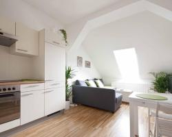 Helles & freundliches City-Apartment