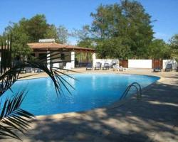 camping le Fief d'Anduze