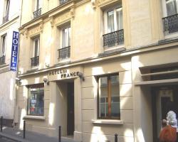 Hotel de France - Gare de l'Est