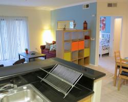 Two Bedroom Vacation Apt #DTRS2B