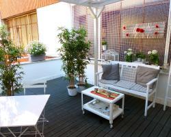 Terrace Studio Trastevere