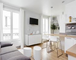 Squarebreak - Montmartre Apartment