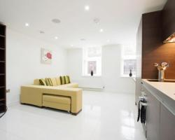 Albany House Apartment Central London