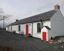 Irish Cottage Mourne Mountains