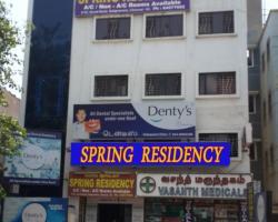 Spring Residency