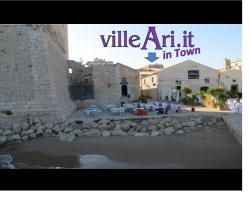 Ville Ari in Town