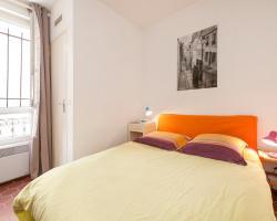 Simple Charonne Bastille Apartment