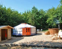 Holiday Home Reves Nomades