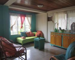 La Casa Bella Flor In Bocas Town