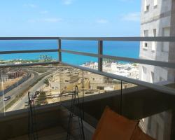 Royal Residence Apartment – South Netanya – Beachfront