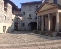 Nel Borgo Medioevale