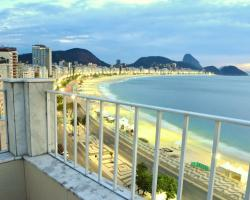 Copacabana Beachfront Penthouse