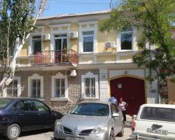 Hostel on Russkaya Street