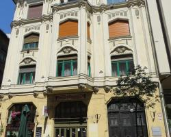 Ráday Street Apartment Budapest