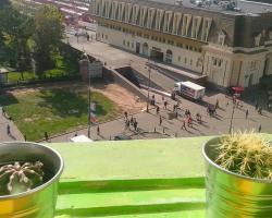 Mini Hotel Rest on Paveletsky Train Station