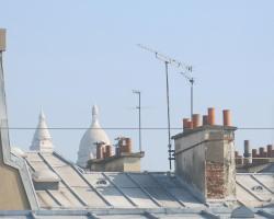Apartment Sous les toits de Paris
