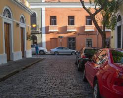Base Hostel Old San Juan