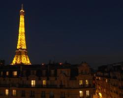 Apartment Comfort Eiffel Tower