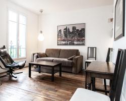 Banquier Halldis Apartment