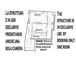B&B Villa Carpegna Holidays