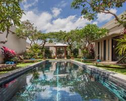 Art Villa Rumah Dua Tiga
