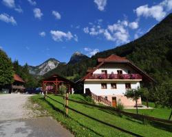 Country house - Turistična kmetija Ambrož Gregorc