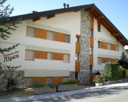 Appartement Terrasse des Alpes 811