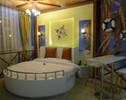 Tai Yuan San Sheng Stone River Couple Hotel