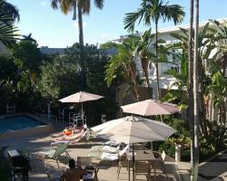 Grand Palm Plaza (Gay Male Clothing Optional Resort) A North Beach Village Resort Hotel
