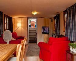 The Hoop Houseboat