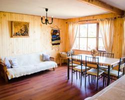 Casa Pehuen, Cabañas