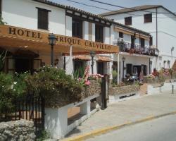 Hotel Enrique Calvillo