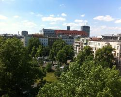 Apartment KaDeWe View