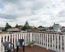 Roof Terrace Apartment Amsterdam