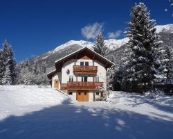 Haus Berg und See