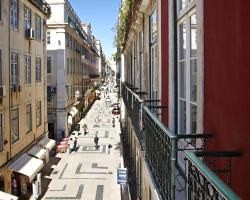 Lisbon Downtown Lovers Correeiros 28 Apartments