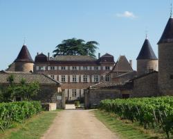 Gîte du Chateau de Chasselas