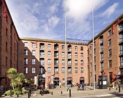 Premier Inn Liverpool Albert Dock